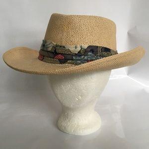 CHI CHI RODRIQUEZ Hat Cowboy Still Brim USA